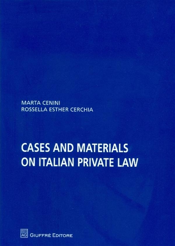 Italian private law