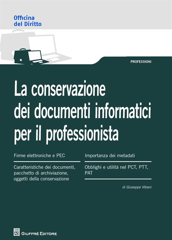 978-8814-229121 Vitrani Conservazione Documenti Inform.