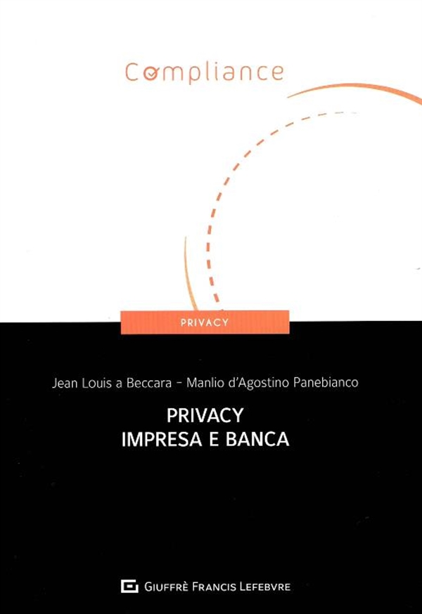 9788828819493 Compliance Privacy Impresa Banca